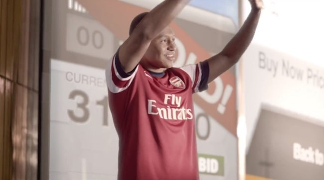New FIFA 13 video starring Joe Hart, Alex Oxlade-Chamberlain and Messi (obviously) - photo 1