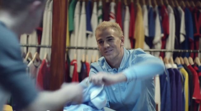 New FIFA 13 video starring Joe Hart, Alex Oxlade-Chamberlain and Messi (obviously) - photo 2