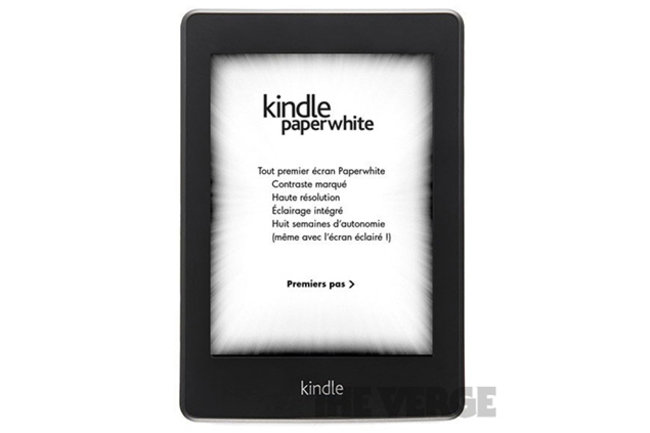 New Kindle Paperwhite leaked ahead of 6 September Amazon event - photo 1