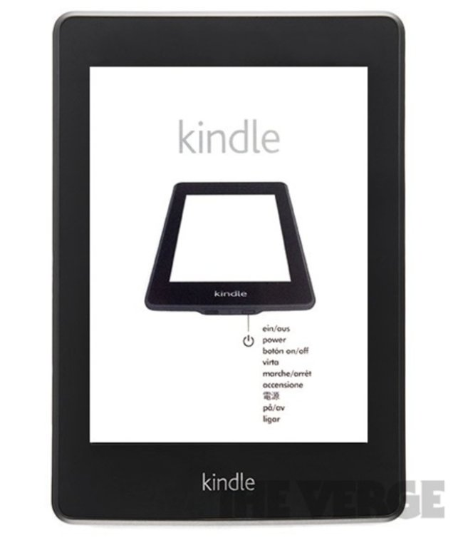 New Kindle Paperwhite leaked ahead of 6 September Amazon event - photo 2