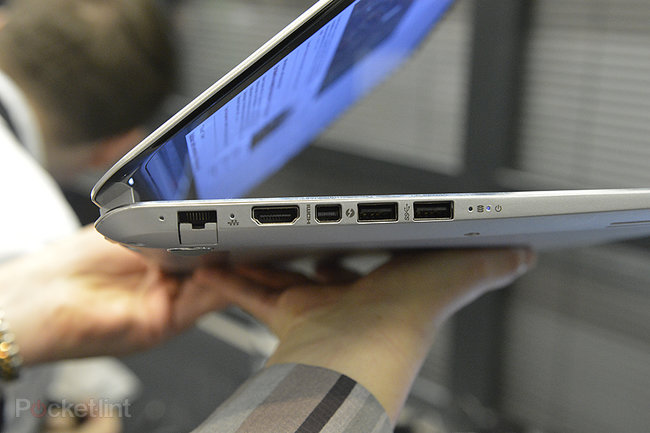 HP Spectre XT TouchSmart Ultrabook pictures and hands-on - photo 14