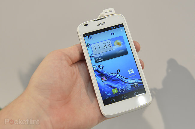 Acer Liquid Gallant (Duo) pictures and hands-on - photo 1