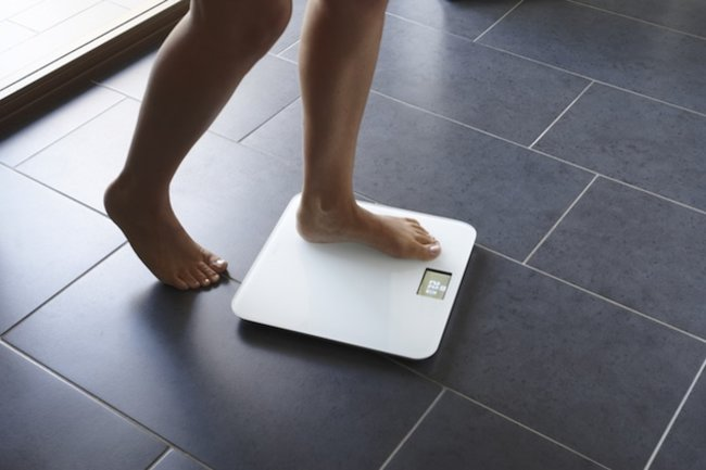 Withings WS-30 internet scales beam your weight direct to your smartphone - photo 1