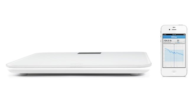 Withings WS-30 internet scales beam your weight direct to your smartphone - photo 2