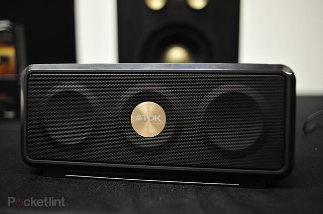 TDK Boombox, Sound Cube and Weatherproof speakers pictures and hands-on - photo 2