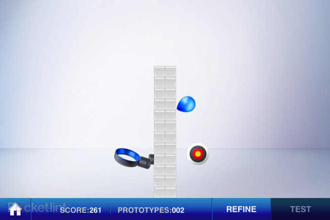APP OF THE DAY: Dyson Balloon Game (iPhone) - photo 2