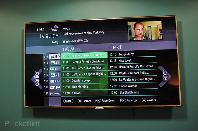 Freesat Free time box by Humax pictures and hands-on - photo 8