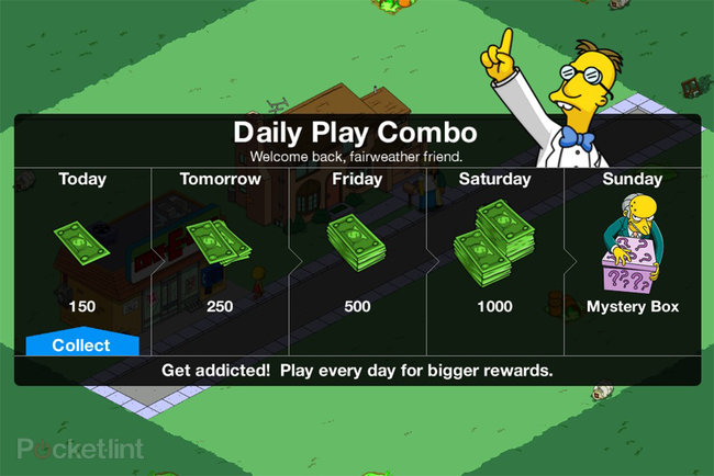 APP OF THE DAY: The Simpsons Tapped Out review (iPhone/iPad/iPod Touch) - photo 3