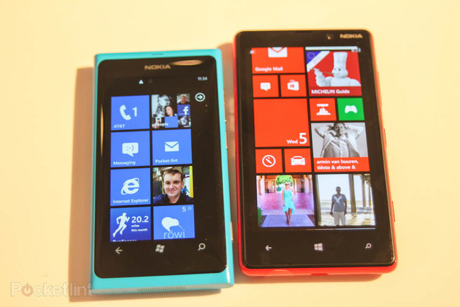 Nokia Lumia 820 pictures and hands-on - photo 14