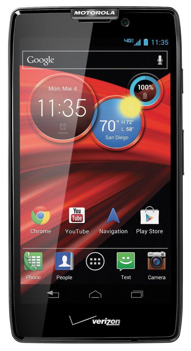 Motorola Droid Razr HD, Razr Maxx HD, Razr M announced - photo 8