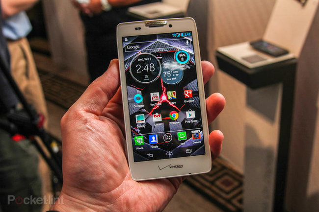 Motorola Droid Razr HD pictures and hands-on - photo 1