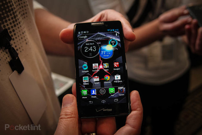 Motorola Droid Razr HD pictures and hands-on - photo 2