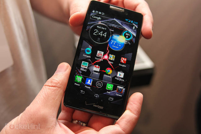 Motorola Droid Razr HD pictures and hands-on - photo 8