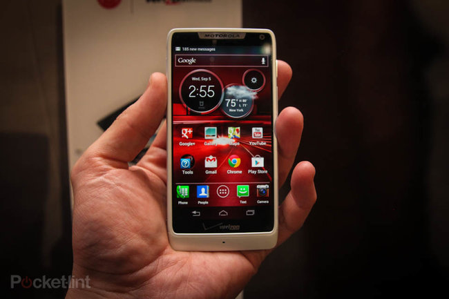 Motorola Droid Razr M pictures and hands-on - photo 1