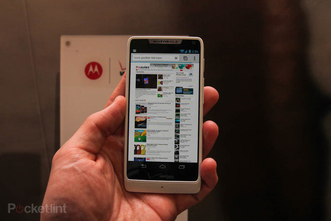 Motorola Droid Razr M pictures and hands-on - photo 8