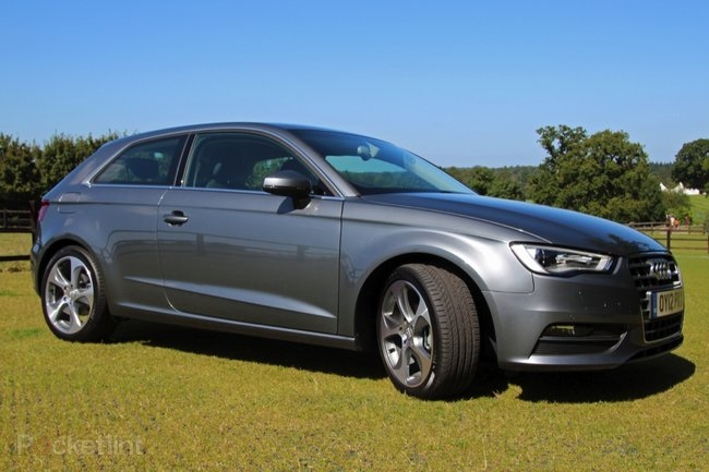 Audi A3 2.0 TDI Sport pictures and hands-on - photo 2