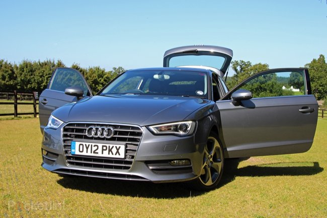 Audi A3 2.0 TDI Sport pictures and hands-on - photo 5