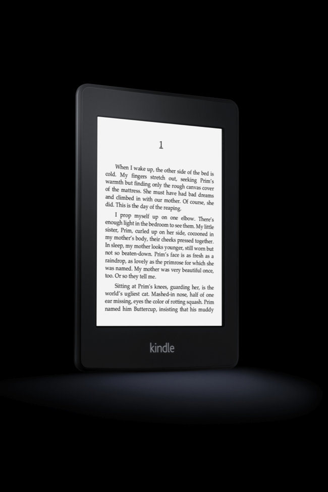 Amazon Kindle Paperwhite reader arrives to brighten your day, but UK will miss out - photo 2
