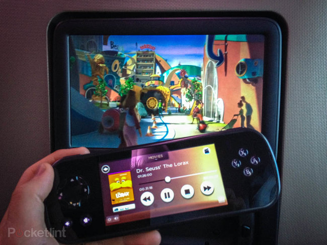 Virgin Atlantic's new in-flight entertainment system pictures and hands-on - photo 1