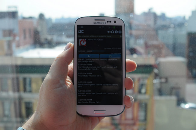 APP OF THE DAY: OneCast podcast simply review (Android) - photo 1