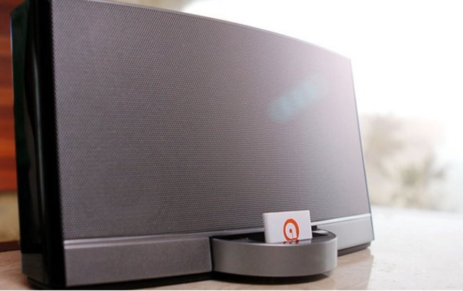 iPhone 5 upgrade? Auris Bluetooth Audio Receiver wants to make your speaker dock still relevant - photo 2