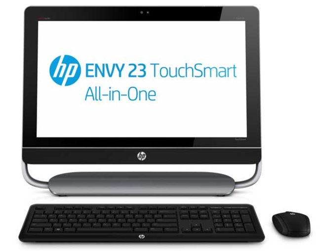 HP goes Windows 8 crazy with all-in-one PC range to follow tablets - photo 3