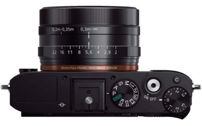 Sony RX1: Full-frame and fully exposed in leaked press images - photo 3
