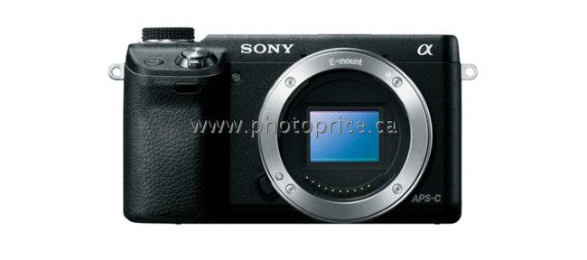 More Sony NEX-6 compact system camera pictures leak before Photokina - photo 1