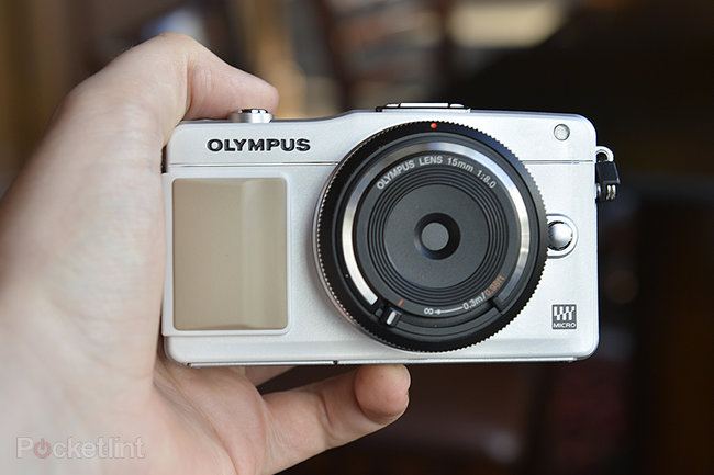 Olympus Pen E-PM2 pictures and hands-on - photo 1