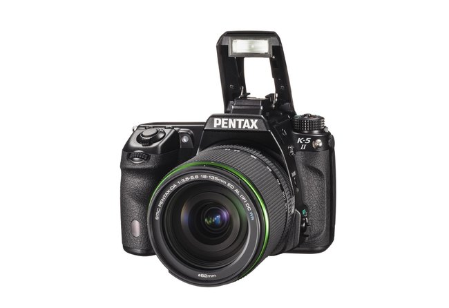 Pentax K-5 II and K-5 IIs refresh company's DSLR camera range - photo 7