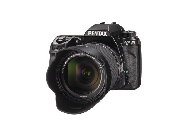 Pentax K-5 II and K-5 IIs refresh company's DSLR camera range - photo 8