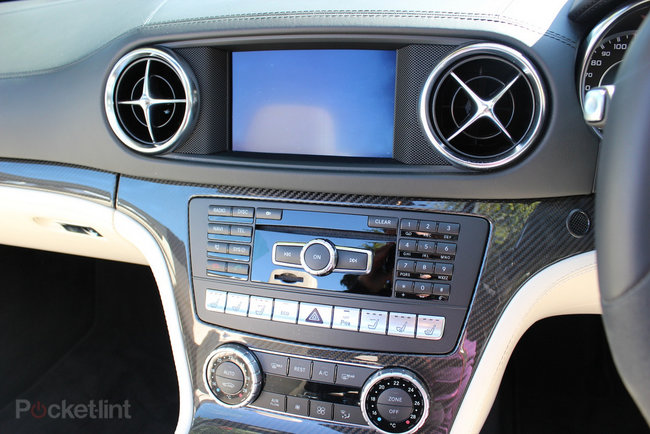 Mercedes-Benz SL63 AMG pictures and hands-on - photo 15