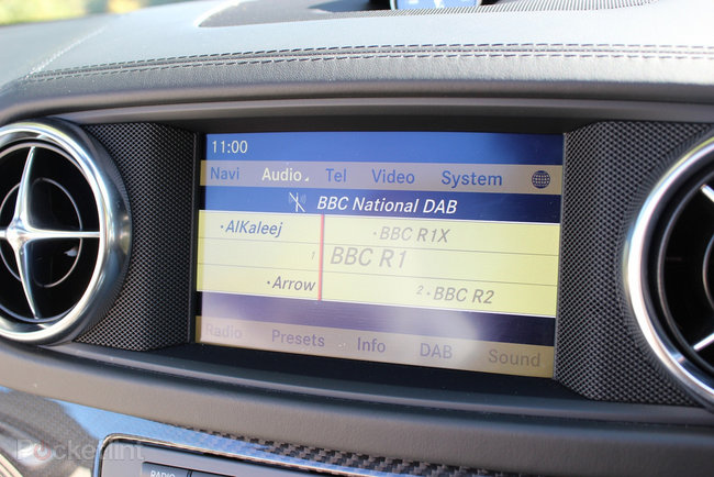 Mercedes-Benz SL63 AMG pictures and hands-on - photo 27