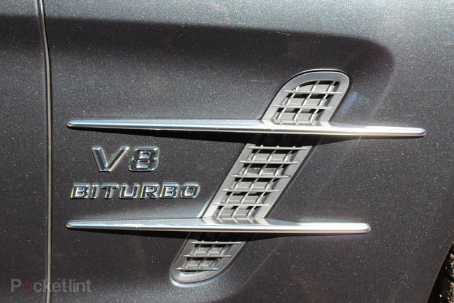 Mercedes-Benz SL63 AMG pictures and hands-on - photo 3