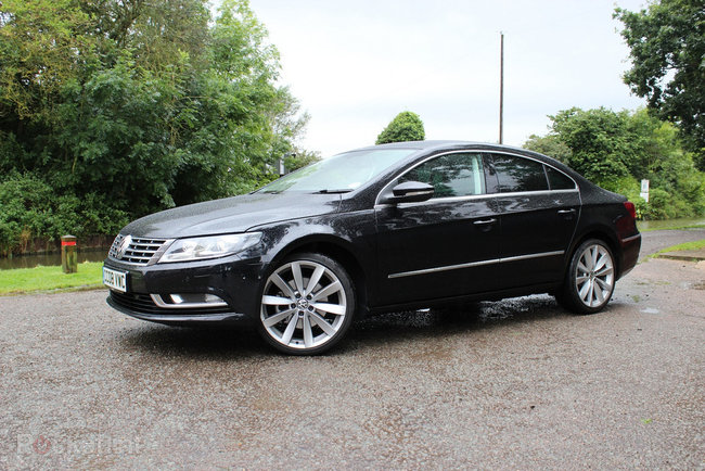 Volkswagen CC GT TDi 170 DSG pictures and hands-on - photo 23
