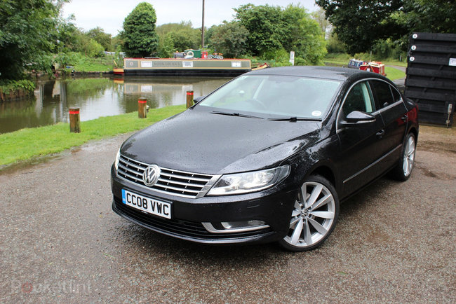 Volkswagen CC GT TDi 170 DSG pictures and hands-on - photo 24
