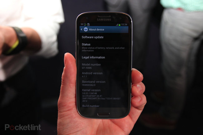 EE confirms Jelly Bean update for Samsung Galaxy S3, and exclusive titanium grey edition - photo 1