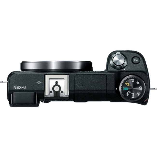 Sony NEX-6 compact system camera official - photo 2