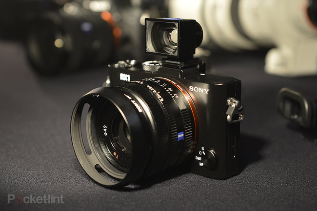 Sony Cyber-shot RX1 first pictures and eyes-on - photo 1