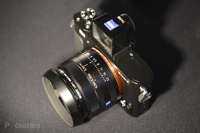 Sony Cyber-shot RX1 first pictures and eyes-on - photo 2