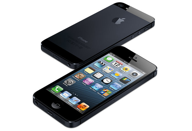 iPhone 5 officially launched at Apple press event, 16:9 4-inch screen and more - photo 1