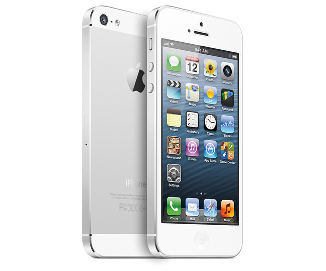 iPhone 5 officially launched at Apple press event, 16:9 4-inch screen and more - photo 13