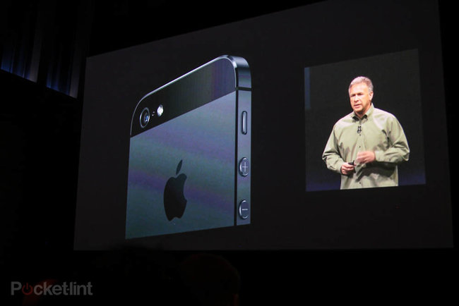 iPhone 5 officially launched at Apple press event, 16:9 4-inch screen and more - photo 2