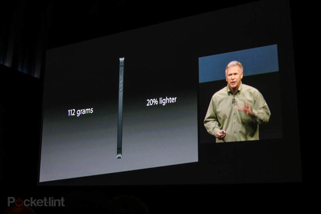 iPhone 5 officially launched at Apple press event, 16:9 4-inch screen and more - photo 3