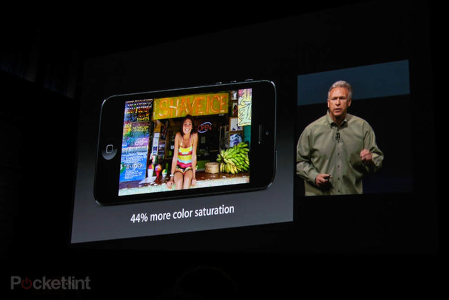 iPhone 5 officially launched at Apple press event, 16:9 4-inch screen and more - photo 6
