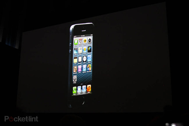 iPhone 5 officially launched at Apple press event, 16:9 4-inch screen and more - photo 9