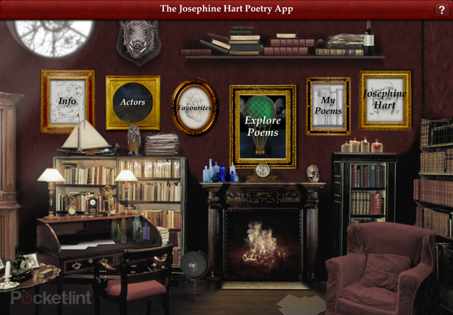 APP OF THE DAY: The Poetry App review (Android, iPad and iPhone) - photo 1