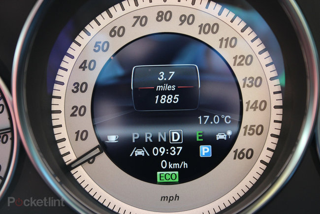 Mercedes-Benz C220 CDi BlueEfficiency AMG Sport Coupe pictures and hands-on - photo 3