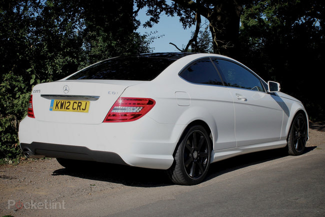 Mercedes-Benz C220 CDi BlueEfficiency AMG Sport Coupe pictures and hands-on - photo 8