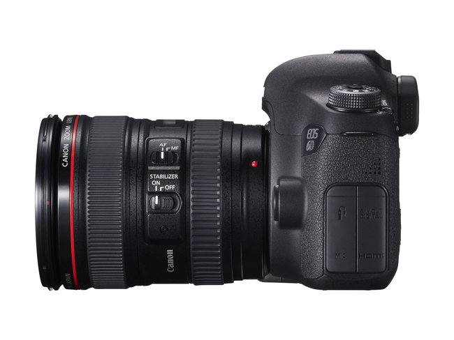 Canon EOS 6D DSLR announced, Wi-Fi enabled and built-in GPS - photo 3